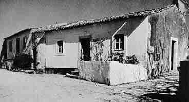 خانه لوسیا سانتوس در فاطما کوا دا ایرا